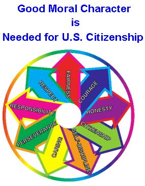 What are the good moral character requirements to apply for us us citizenship requirements altavistaventures Image collections